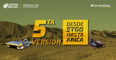 5ta version carrera solar atacama